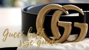 Gucci Belt Size Chart Us Gucci Belt Size Guide And Unboxing Sofia Susanne