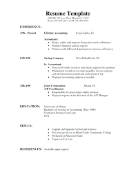 american resume sample sample resume template test download call centre  word in resume template in anish