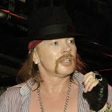 Axl Rose Age Wife Life Biography