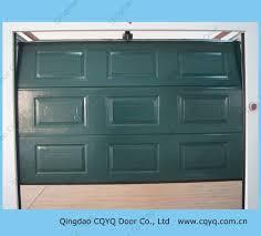 china automatic overhead garage doors china automatic