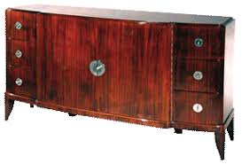 art moderne furniture. Decoration Remained An Integral Part Of Art Deco Furniture And Its Proponents Argued That Beauty In The Home Was Essential To People\u0027s Psychological Well Moderne R
