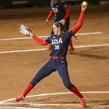 Cat Osterman Is Pitching in Her 3rd ...