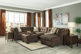 Sectional Living Room Set Buy Delta Chocolate Sectional Living Room Set By Signature