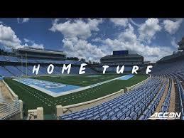 Kenan Stadium Blue Zone Seating Chart Video Kenan Stadiums Brand New Turf Tar Heel Times 8