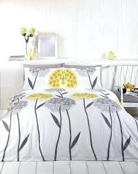 full size of grey and white striped duvet cover uk callium dandelion lemon yellow beige grey