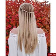 Photo Coiffure Facile Cheveux Lisse Mi Long Coupe De Cheveux
