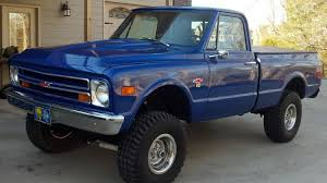 1968-blue chevy S10 truck | the world is money | Pinterest | S10 ...
