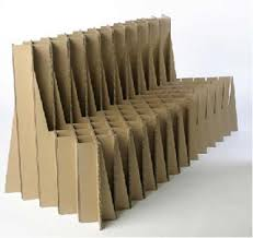 foldable cardboard furniture. foldable cardboard chair by stuart miller at deignersblock milan not buying anything january 2012 furniture o