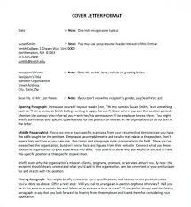 T Format Cover Letter Typical Cover Letter Format Event Typical