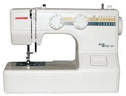 <b>Швейная машина Janome My</b> Style 100 — купить по выгодной ...