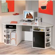 corner office furniture. attractive white corner computer desk for small spaces and home office with modern design furniture r