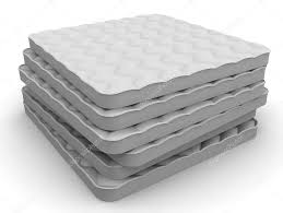 mattresses stacked. Plain Mattresses Mattresses Stacked On A White Surface U2014 Stock Photo For Stacked N