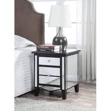 large size of nightstands mirrored end tables round side table target accent nightstand rectangular marble