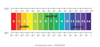 Ph Level Chart Ph Levels Water Diagram Wiring Diagrams