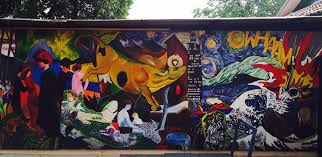 wall mural artist malaysia
