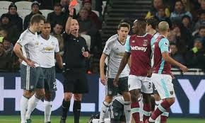 The official west ham united website with news, tickets, shop, live match commentary, highlights, fixtures, results, tables, player profiles, west ham tv and more. West Ham 0 2 Manchester United Red Devils Benefit From Refereeing Horror Show Talksport