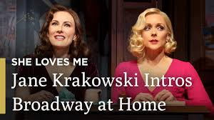 Jane Krakowski Introduces Broadway at ...