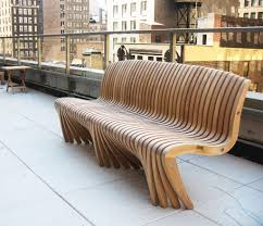 unique outdoor furniture. Amusing Full Image For Unique Wooden Benches 112 Comfort Design With Outdoor Furniture L