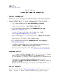 Career Guidance Articles 1 Career Information Resources
