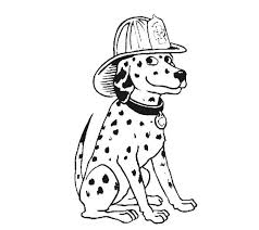 Small Picture Dalmatian Fire Dog Coloring Pages eKids Pages Free Printable
