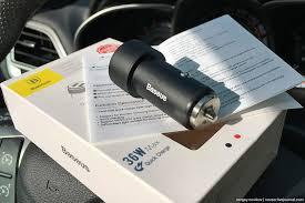 Китайский друг | <b>Автомобильное зарядное устройство Baseus</b> ...