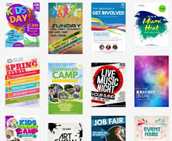 Create Advertising Flyers Create Professional Looking Posters And Flyers In Seconds Gizmos