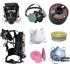 Respiratory Protection Legion Safety