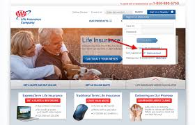 aaa life insurance quotes extraordinary aaa life insurance login make a payment