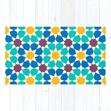 moroccan pattern navy rug morocco patchwork mosaic with traditional folk geometric ornament rugs moroccan muse rug pattern