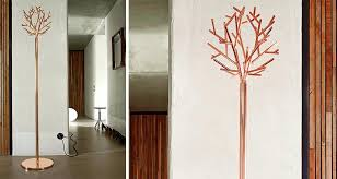 Contemporary Coat Rack Tree Awesome Modern Coat Tree Coat Rack By Modern Accessories Danish Modern Coat