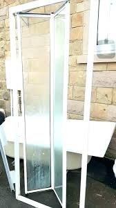 folding glass shower door stunning folding glass shower doors favorite folding glass shower doors folding glass