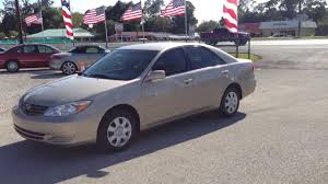 2004 Toyota Camry LE - View our current inventory at FortMyersWA ...