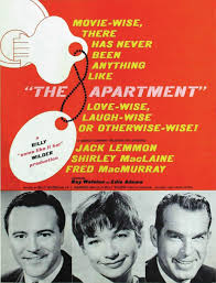 December 24th 2012 The Apartment 1960 The League Of Dead Films