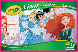 Crayola Giant Coloring Pages Disney Fairies Coloring Fairies