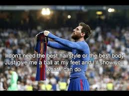 Messi Quotes Awesome Messi Quotes Video YouTube