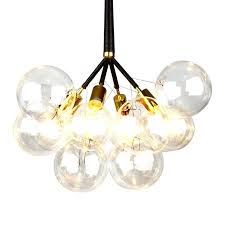 bubble chandelier replica bubble chandelier black and gold loading zoom branching bubble chandelier canada