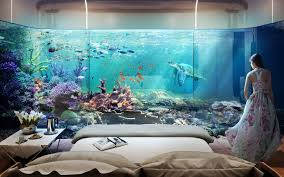 real underwater hotel. Dubai\u0027s \u0027Floating Seahorse\u0027 Homes Are Partially Submerged And Totally Futuristic | HuffPost Real Underwater Hotel