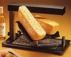 Raclette grill TTM cheese melter ...