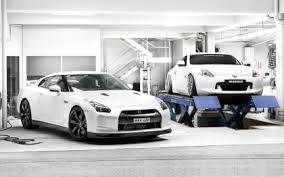 nissan 350z white wallpaper. cars nissan garages 370z white jdm gtr 1680x1050 wallpaper art hd 350z l