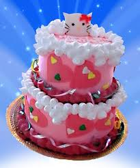 Hello Kitty Cake Dubai