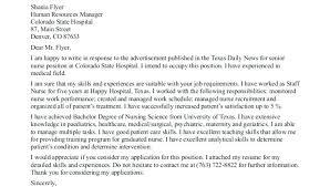 Ideas Of Graduate Nurse Cover Letter Example Graduate Nurse Cover