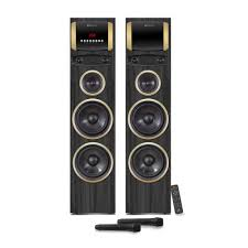 home theater tower speakers. hard rock 2 - multimedia tower speaker home theater speakers