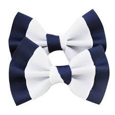 Online Shop <b>1 Pc 3 Inch</b> Boutique Grosgrain Ribbon Hair Bow Clip ...