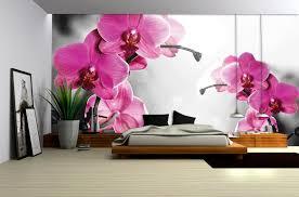Fototapete Schlafzimmer Orchidee | olegoff.com