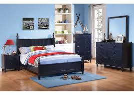 image great mirrored bedroom. Navy Blue Full Bed W/Dresser, Mirror \u0026 Nightstand,Coaster Furniture Image Great Mirrored Bedroom I