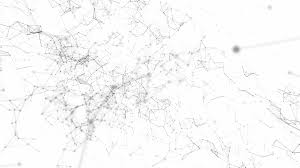 abstract business background newsroom geometric futuristic field white with black lines 1 hd