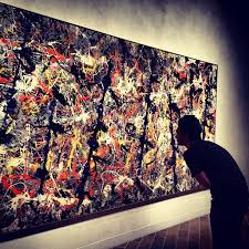 but that fact doesn t stop baby of the senate james paterson from calling for the government to auction off jackson pollock s i blue poles i