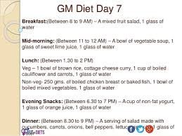 Vegetarian Diet Chart For Weight Loss In 7 Days Gm Diet Plan Fastest Vegetarian Diet To Lose Weight In 7 Days