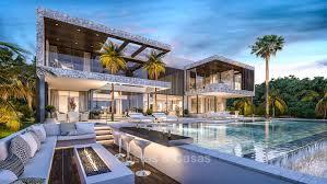 office cliches. Modern Villa For Sale In Urbanization Bel Air, Estepona | ABC Office Cliches