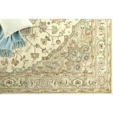 and allen roth rugs tan rectangular indoor woven area rug common 8 x